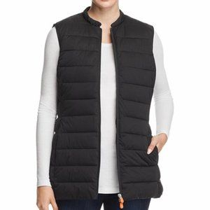 NWT Save The Duck Faux-Fur Lined Packable Vest S